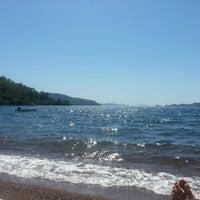 8/31/2012 tarihinde Koray H.ziyaretçi tarafından Erine Beach Club'de çekilen fotoğraf