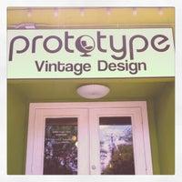Снимок сделан в Prototype Vintage Design пользователем Cliktrips (Jen Amadio) 6/17/2012