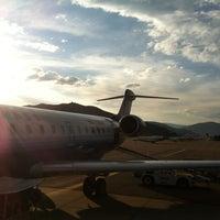 7/2/2012 tarihinde Miraziyaretçi tarafından Aspen/Pitkin County Airport (ASE)'de çekilen fotoğraf
