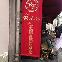 Photo prise au Le Relais de l'Entrecôte par Frederic B. le7/11/2012