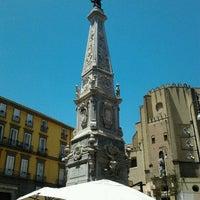 Foto scattata a Piazza San Domenico Maggiore da Selena D. il 6/17/2012