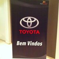 Foto tirada no(a) Sorana - Toyota por Carlos S. em 6/7/2012