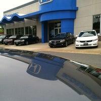 Hennessy Honda Auto Dealership