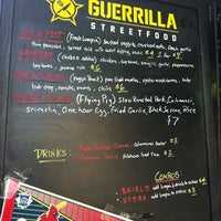 5/1/2012にMadam C.がGuerrilla Street Foodで撮った写真