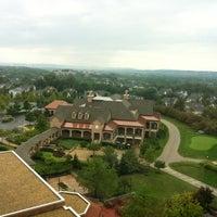 Foto scattata a Lansdowne Resort and Spa da Grigoriy P. il 8/19/2012