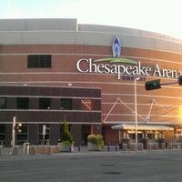 Foto tirada no(a) Chesapeake Energy Arena por Marlon M. em 7/16/2012