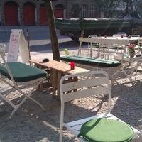 Das Foto wurde bei Café KRONE von Swen K. am 4/19/2012 aufgenommen
