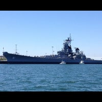 Das Foto wurde bei USS Iowa (BB-61) von Felix T. am 6/17/2012 aufgenommen