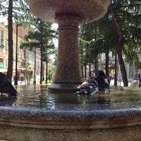 Снимок сделан в Андреевский бульвар пользователем Ильдар Р. 7/12/2012