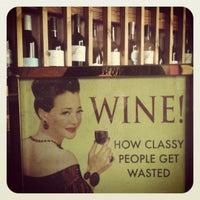 Foto scattata a CA Wine Room da Edith V. il 5/5/2012