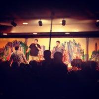 Photo prise au Punch Line Comedy Club par Omar J. le6/9/2012