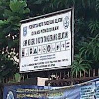 Smpn 3 Kota Tangerang Selatan High School In Ciputat