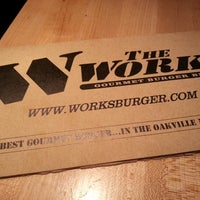 The Works Oakville >> The Works Gourmet Burger Bistro 149 Lakeshore Road