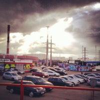 Снимок сделан в ТК «Митинский радиорынок» пользователем Вова С. 8/10/2012