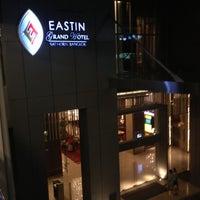 6/9/2012 tarihinde Suradech B.ziyaretçi tarafından Eastin Grand Hotel Sathorn'de çekilen fotoğraf
