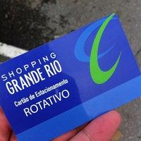 Foto tirada no(a) Shopping Grande Rio por Celso M. em 6/22/2012