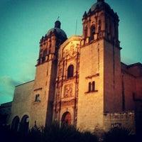 Foto tomada en Templo de Santo Domingo de Guzmán por Sara G. el 7/8/2012