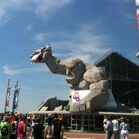 Снимок сделан в Dover International Speedway пользователем Sean F. 6/3/2012