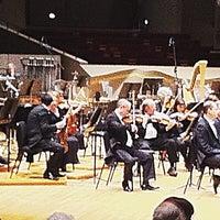 Снимок сделан в Boettcher Concert Hall пользователем Rachel B. 4/22/2012