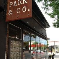 Снимок сделан в Park & Co. пользователем Allen F. 6/21/2012