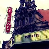 Снимок сделан в Hollywood Theatre пользователем MoPix 3/10/2012