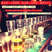 Foto diambil di San Jose Bar & Grill oleh Rob G. pada 7/26/2012