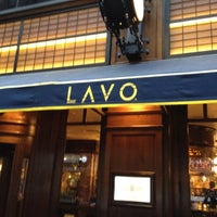 Photo prise au Lavo par Dan R. le3/24/2012