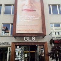 Das Foto wurde bei GLS Campus Berlin von I B. am 7/9/2012 aufgenommen