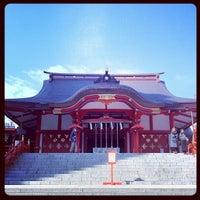 Foto diambil di Hanazono Shrine oleh mash J. pada 2/11/2012