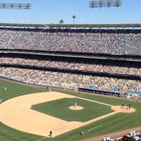 Das Foto wurde bei Dodger Stadium Parking von Jae M. am 6/17/2012 aufgenommen