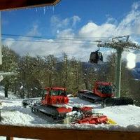 Foto tirada no(a) Chapelco Ski Resort por Eduardo C. em 7/10/2012