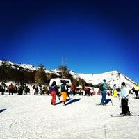 Foto tirada no(a) Chapelco Ski Resort por Thiago B. em 7/30/2012