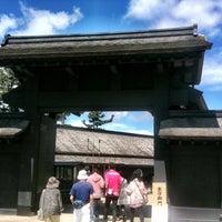 9/9/2012にKoichi Y.が箱根関所で撮った写真