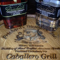 รูปภาพถ่ายที่ Caballero Grill โดย Paul F. เมื่อ 5/2/2012
