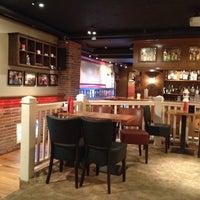Photo taken at Lebowski Bar by Petur K. on 9/7/2012