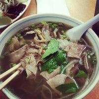 Menu Pho Bac Hoa Viet Southeastern Sacramento 6645 Stockton Blvd