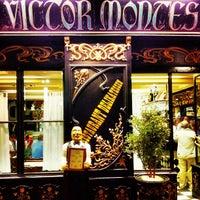 Снимок сделан в Víctor Montes пользователем Edu P. 5/31/2012