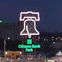Photo prise au Citizens Bank Park par Mark le8/23/2012