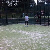 Foto scattata a Club Tennis Natacio Sant Cugat da Iñaki V. il 4/22/2012