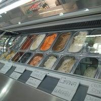 Снимок сделан в Il Gelato Bistrò пользователем gelato b. 8/24/2012
