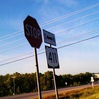 Foto tirada no(a) Brick mill Rd Highway 336 por Josh C. em 4/28/2012