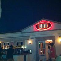 9/1/2012 tarihinde İnciziyaretçi tarafından Uno Restaurant'de çekilen fotoğraf