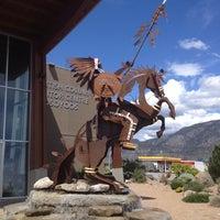 Foto diambil di British Columbia Visitor Centre @ Osoyoos oleh Amanda W. pada 5/22/2012
