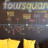 Das Foto wurde bei Foursquare HQ von Eros V. am 4/13/2012 aufgenommen