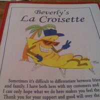 Photo prise au Beverly's La Croisette par David G. le3/16/2012