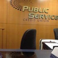 Снимок сделан в Public Service Credit Union пользователем Vikki W. 3/5/2012