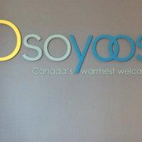 Foto diambil di British Columbia Visitor Centre @ Osoyoos oleh Rachel D. pada 8/8/2012
