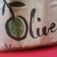 Foto scattata a Olive Mediterranean Grill da Megan S. il 6/11/2012