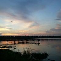 Photo prise au White Rock Lake par Elina Ji E. le8/27/2012