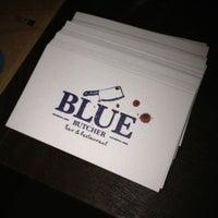 Снимок сделан в Blue - Butcher & Meat Specialist пользователем Andy Y. 6/18/2012